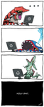 OMEGA RUBY AND ALPHA SAPPHIRE by Dragonith