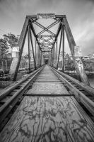Santa Cruz Bridge by HighPassPhotography