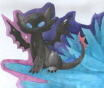 Alpha Toothless by StormSwirl1