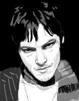 Norman Reedus by Phur-eak