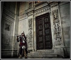 AC IV - Fights Like the Devil, Dressed as a Man by CreedCosplay