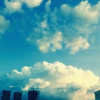 Cloud construction  by Image-heart