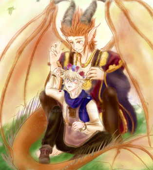 The Prince and the Dragon by Nekuroh