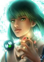 Haku by The-Black-Alice
