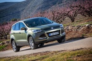 Ford Kuga 3 by Bambr
