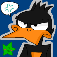 A quick drawing of Duck by T95Master