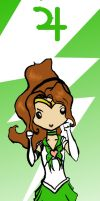Sailor Jupiter Bookmark by CynicalSniper