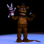 Funtime Freddy Classic by YinyangGio1987