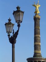 Victory Column, Berlin by l0b0estepari0