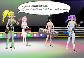 Elf Band lingerie by quamp