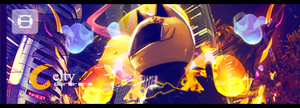 Signature Celty by HuOs