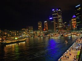 Sydney City Series VII by fluffybonkers