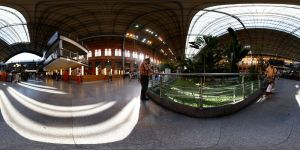 At the railway station ::360:: by rdevill