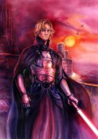 Lord Revan: Sunset by Callista1981