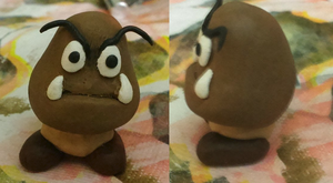 Goomba by BillyTree