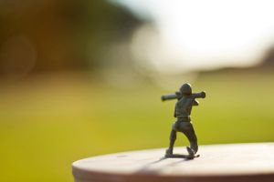 Little Green Army Men 0335 by M-Lewis