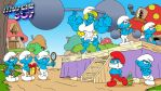 Muscle 80s - The Smurf. by Atariboy2600