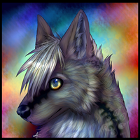 Surreal Profile Shot [Slots Open] by DeadWolfGirl93