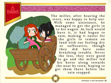 Another Princess Story - Wagon Ride by Dragon-FangX