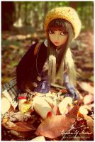 after school autumn IV by gardenofmoons