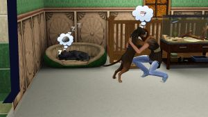 The Sims 3 Pets Scr. 1 by Lelizadith