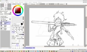 Regalo en progreso XD by linktsubasa