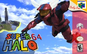 Super Halo 64 by megadude234