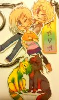 I Made Keychains! by avaKados
