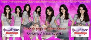 Pack de Selena Gomez png by CamiEditionsPSS