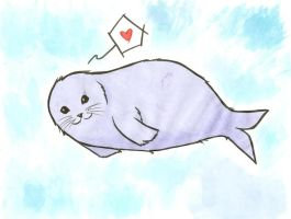 Seal by sylentsongs