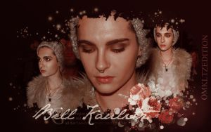 Bill Kaulitz -Wallpaper by OmgKltzEdition