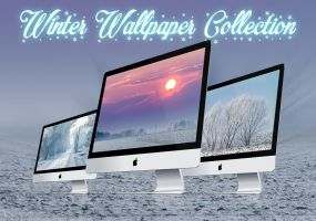 Winter Wallpaper collection by sztewe