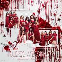 MUJERES ASESINAS 2 PNG Pack#1 by LoveEm08