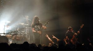 Gojira live rockstore 2009 I by buffet-froid