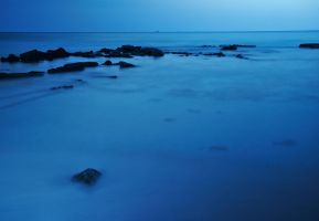 Silence of BLUE by Hamrani