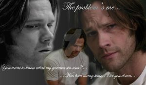 The Problem's Me by Maya-Winchester