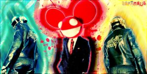 Daftmau5 Art Number'2 by XDaftXpunker