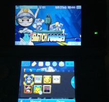 So There's A MSF Themed Menu for 3DS by TheIransonic