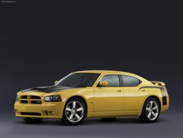 Charger SRT8 Super Bee by TheCarloos