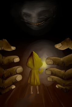 Little Nightmares by BlossomGod