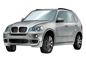 BMW X5 by Hagyr