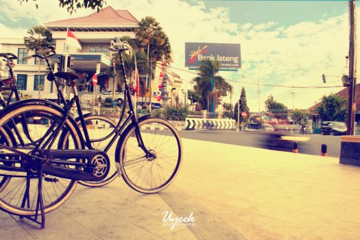 Side of Magelang by uyeek