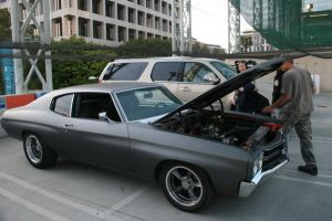 Fast And The Furious Chevelle by Beowulf-BX