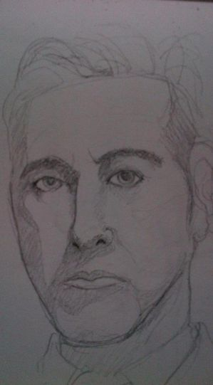 Portait of Michael Corleone