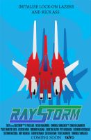 RayStorm Movie Poster by WillC-B