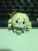 Mami Tomoe Papercraft by Bila-sama