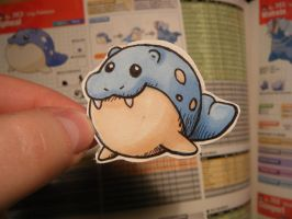 Spheal by katieshmatie