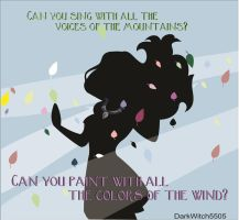 74-Colors of the wind by Cinisia