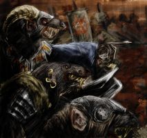 Skaven guys by Damaged666