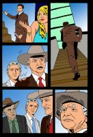 Dallas Page 6 (Colored) by RoyPrince
